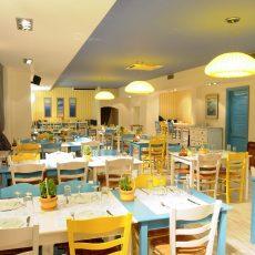 Ανακατασκευή Εστιατορίου