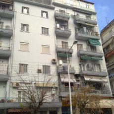Αποκατάσταση Όψεων Κτιρίου