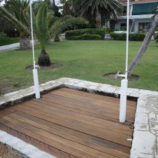 Ξύλινο Deck