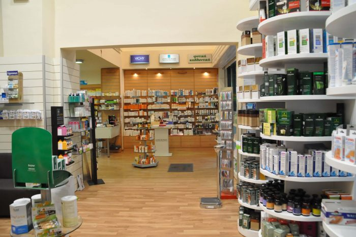 Ανακαίνιση Φαρμακείου