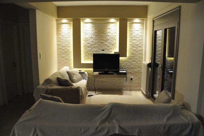 ΣΠΙΤΙ1 700x466 - Apartment renovation in 40 Ekklisies
