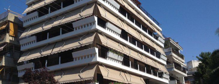 IMG 5683 730x280 - Ανάπλαση-αποκατάσταση όψης οικοδομής στην οδό Πανόρμου