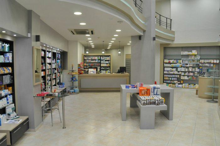 ΦΑΡΜΑΚΕΙΟ 700x466 - Design – Development – Construction of Pharmacy in Martiou area