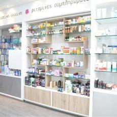 ΦΑΡΜΑΚΕΙΟ 2 230x230 - Σχεδιασμός – Μελέτη – Κατασκευή Φαρμακείου στην Καλαμαριά