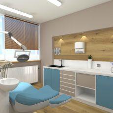 Οδοντιατρείου 230x230 - Μελέτη – 3d Σχεδίαση - Φωτορεαλισμός για ανακαίνιση Οδοντιατρείου στο κέντρο της Θεσσαλονίκης