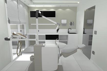 Οδοντιατρείου 700x466 - Design of Dental Office