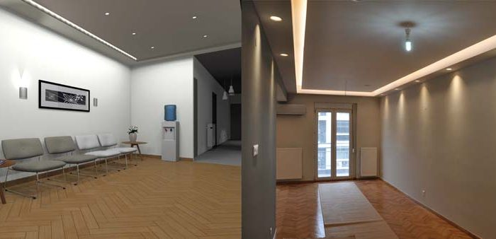 renovation office
