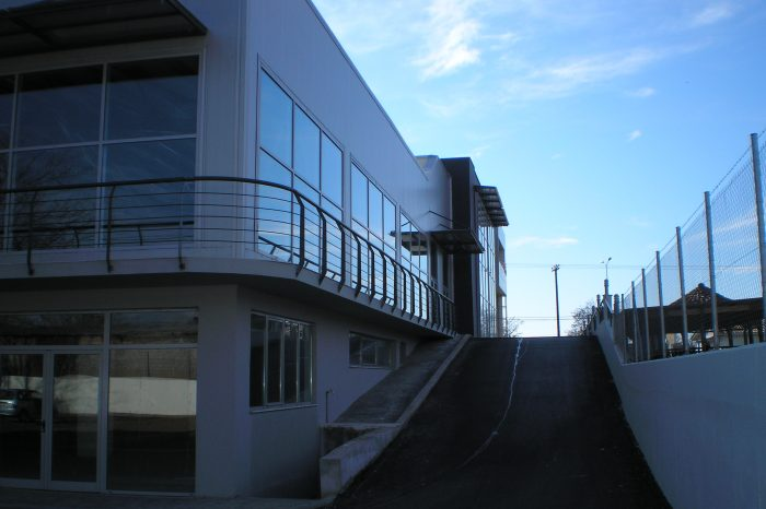 Κατασκευή Μεταλλικού Κτιρίου